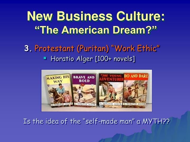 New Business Culture: