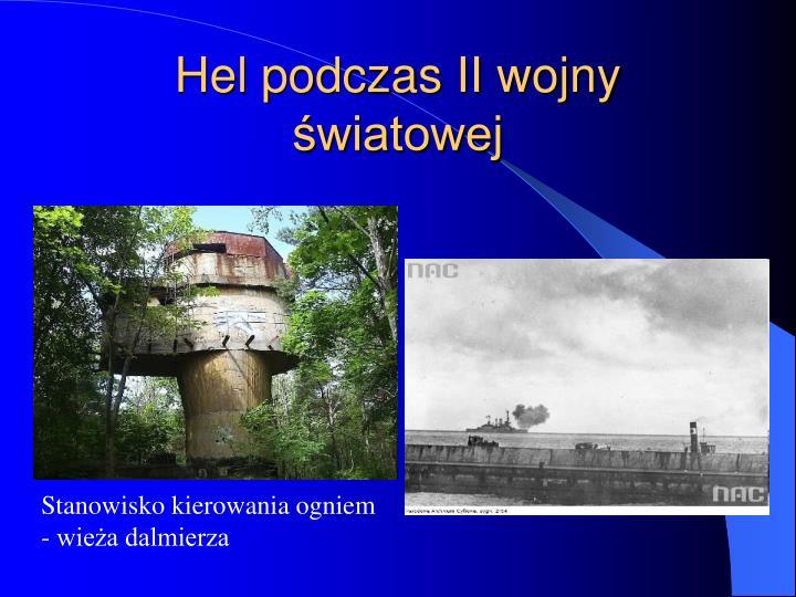 Hel podczas II wojny światowej