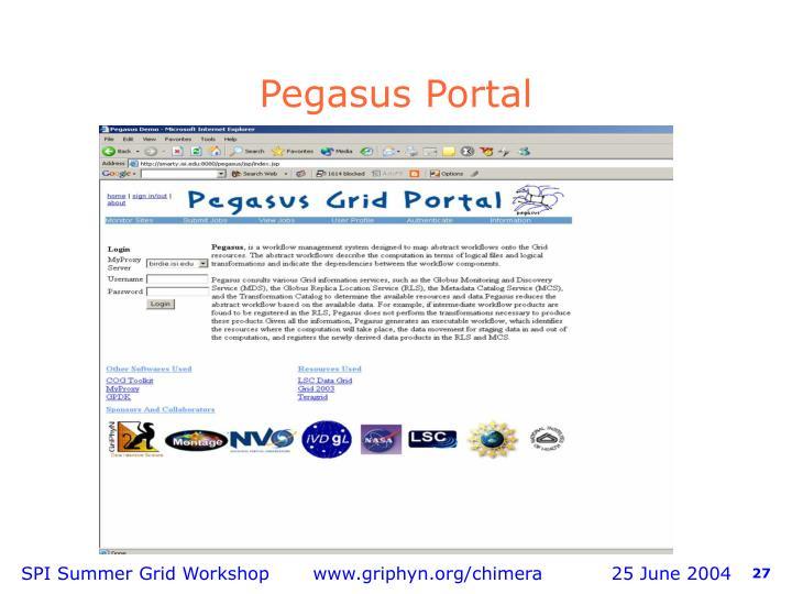 Pegasus Portal