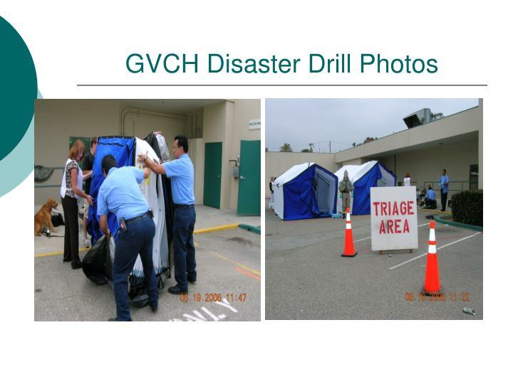 GVCH Disaster Drill Photos