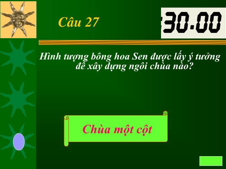 Câu 27