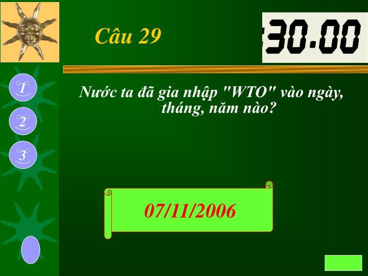 Câu 29