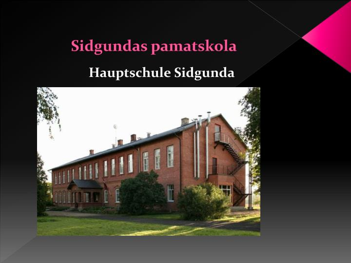 Sidgundas pamatskola