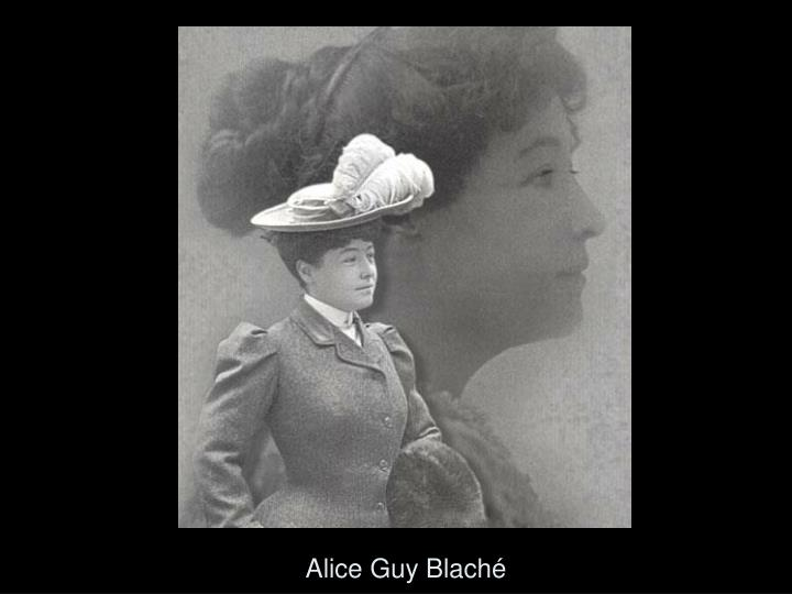 Alice Guy Blach