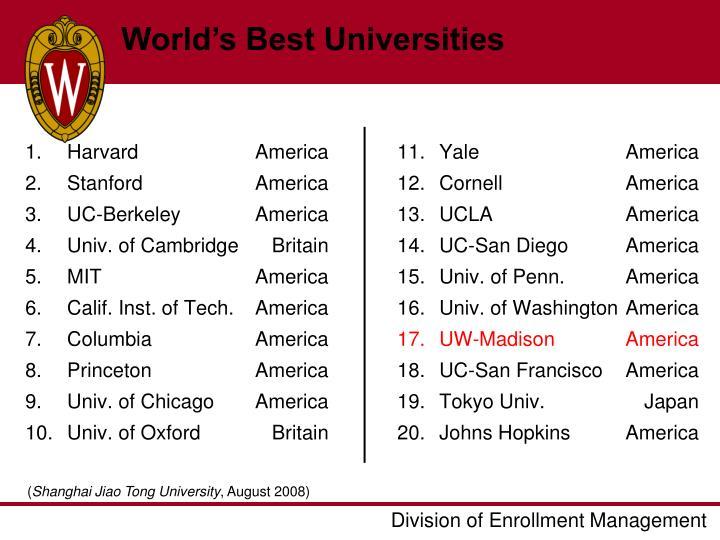 HarvardAmerica