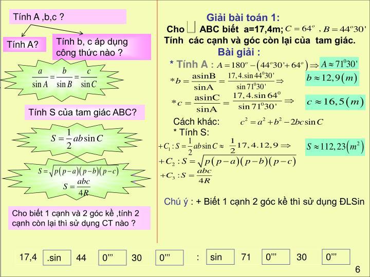 Tnh A ,b,c ?