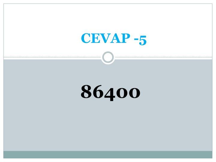 CEVAP -5