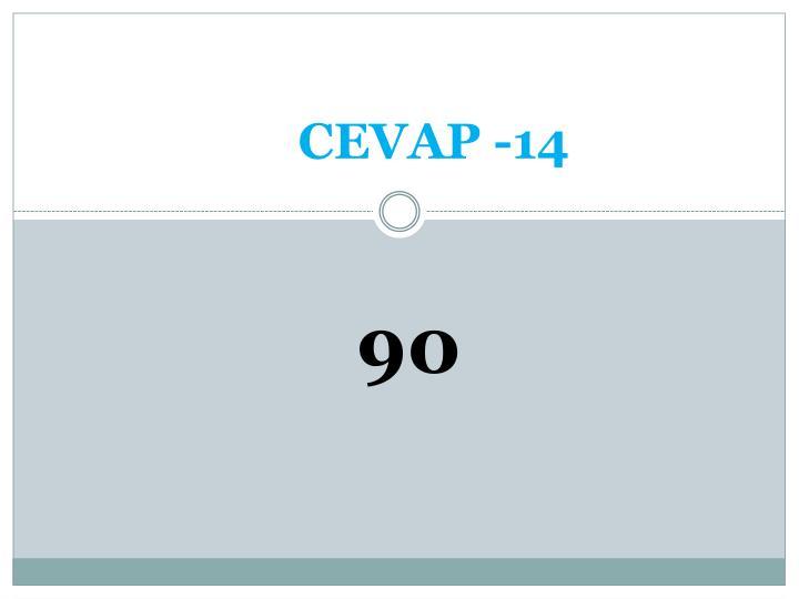 CEVAP -14