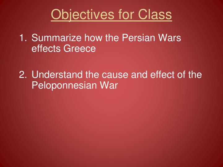 Trojan war cause and effect