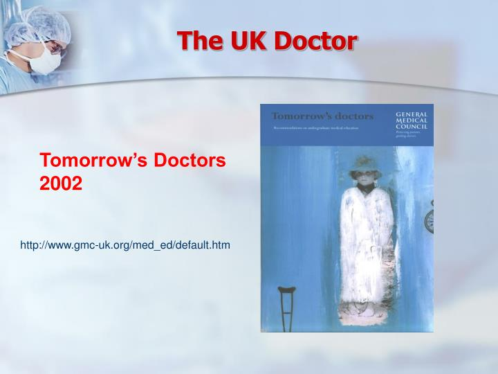 The UK Doctor