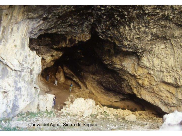 Cueva del Agua, Sierra de Segura