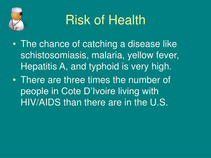 Risk of Health