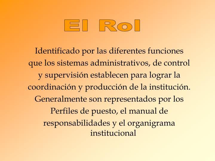 El Rol