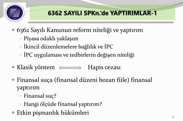 6362 SAYILI