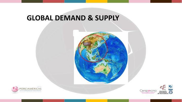 Global demand & supply