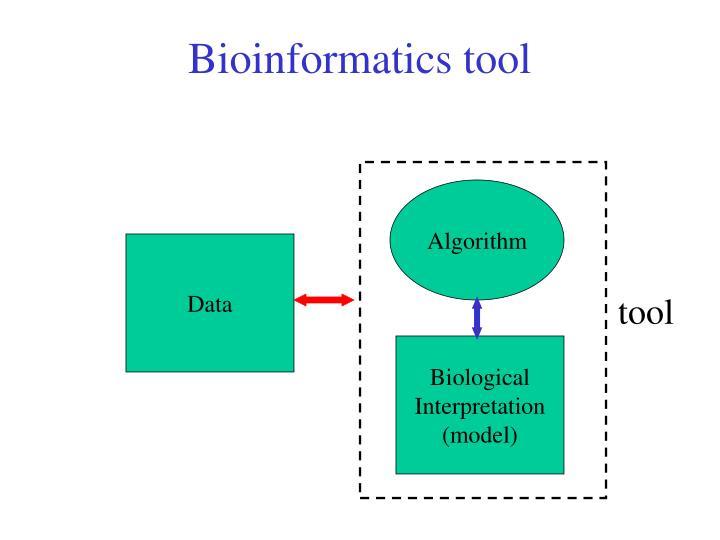 Bioinformatics tool