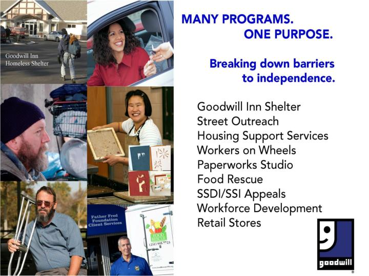 Regional Examples: Goodwill Industries