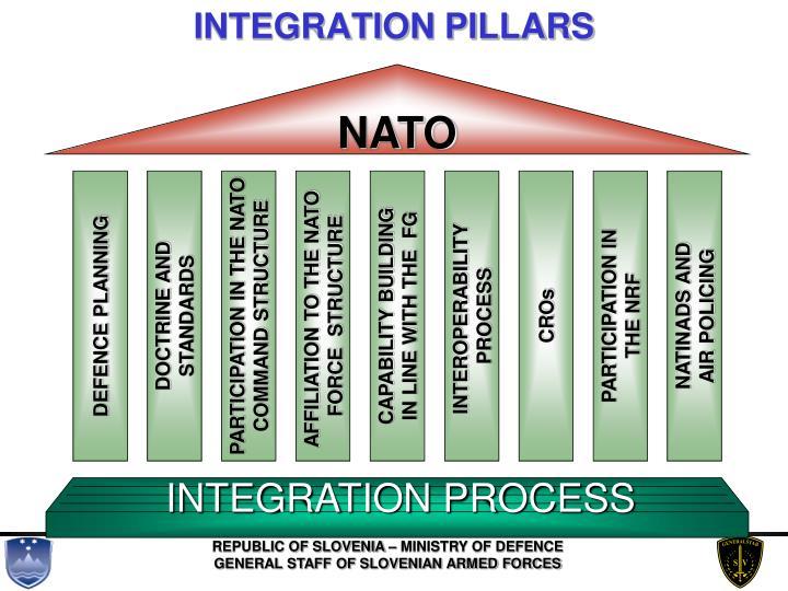 INTEGRATION PILLARS