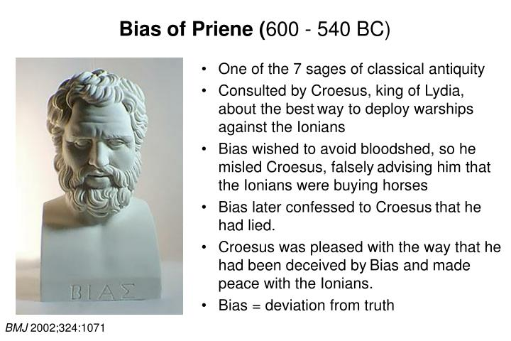 Bias of Priene (