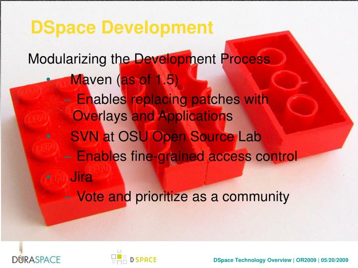 DSpace Development