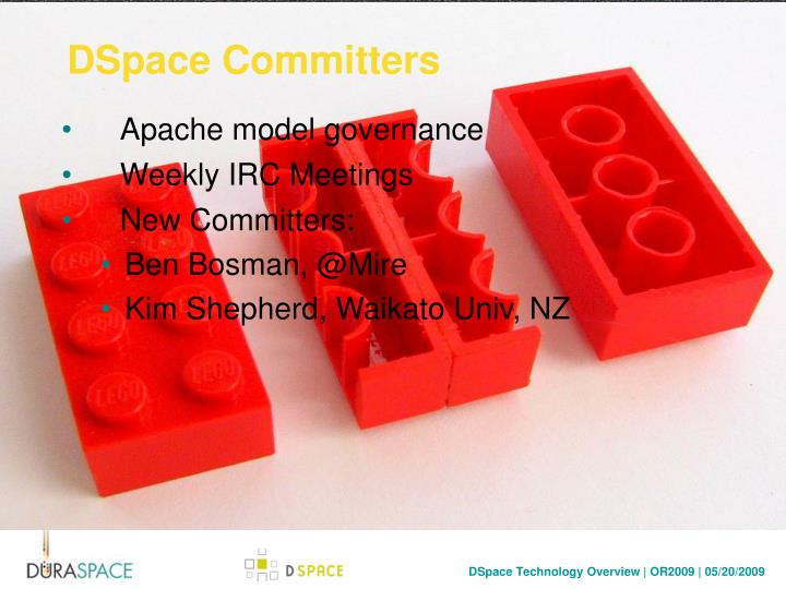 DSpace Committers