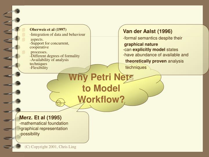 Van der Aalst (1996)