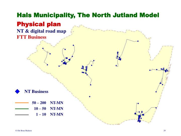 Hals Municipality, The North Jutland Model