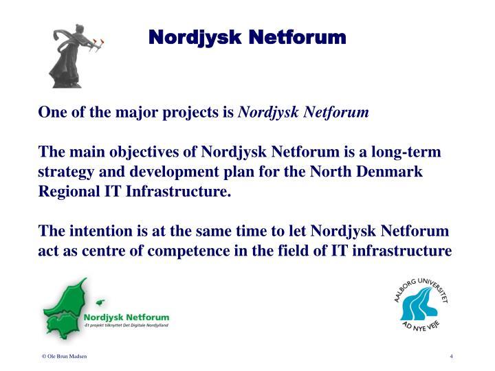 Nordjysk Netforum