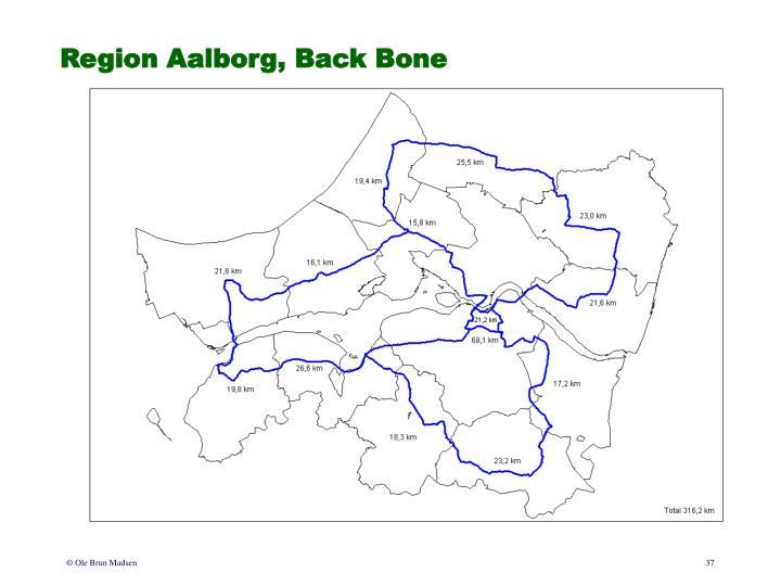 Region Aalborg, Back Bone