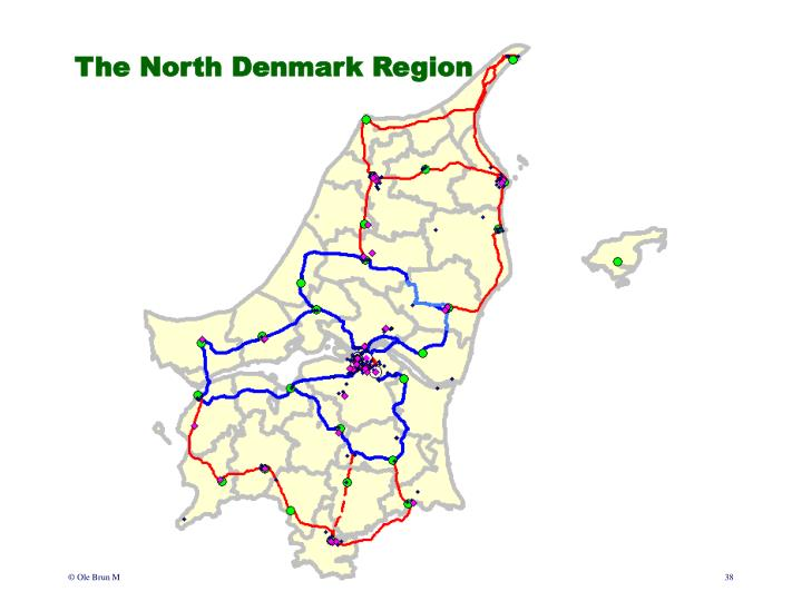 The North Denmark Region