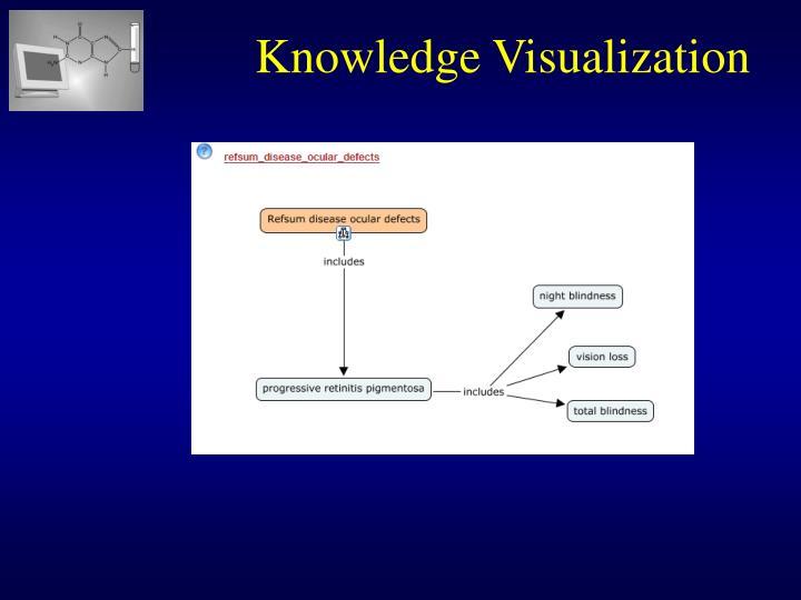 Knowledge Visualization