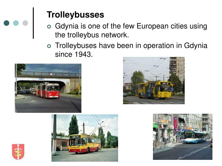 Trolleybusses