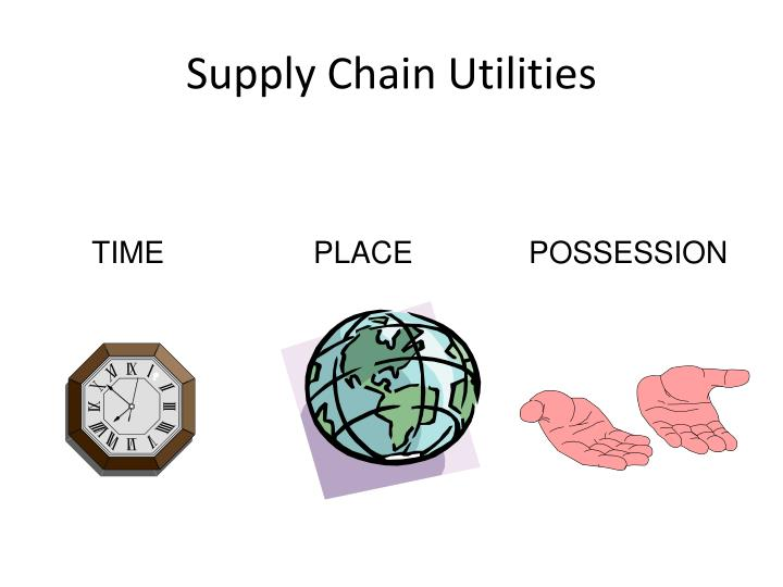 Supply Chain Utilities