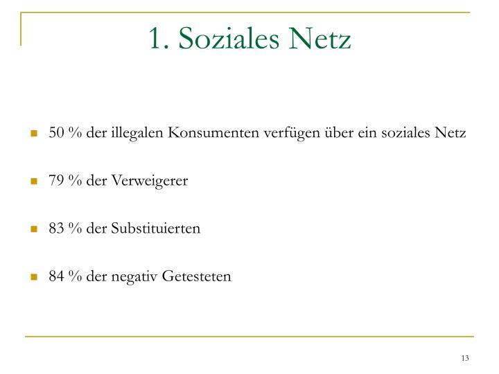 1. Soziales Netz