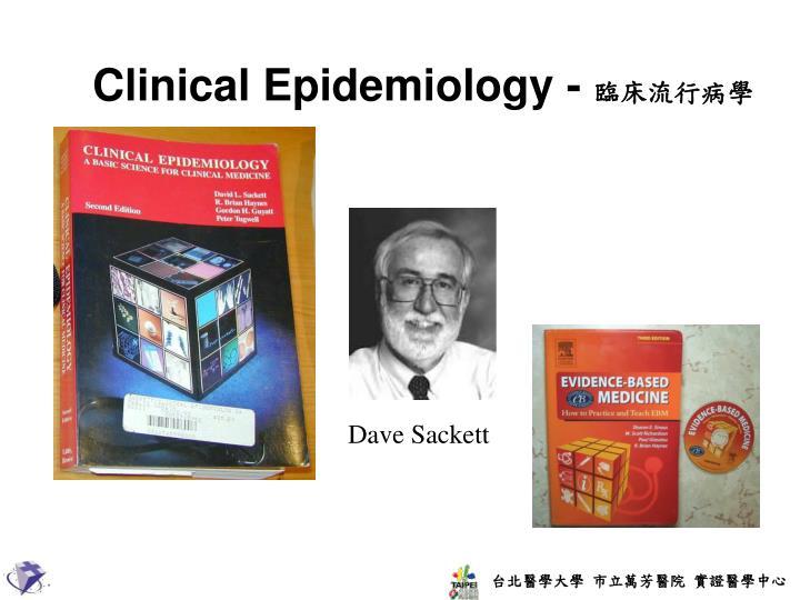 Dave Sackett