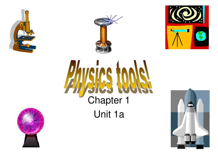 Physics tools!