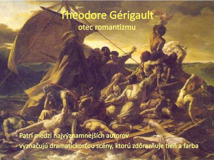 Theodore Gérigault