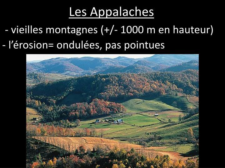 Les Appalaches