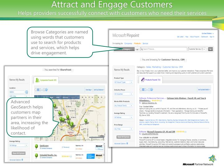 Attract and Engage Customers
