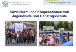sozialr umliche kooperationen von jugendhilfe und ganztagsschule