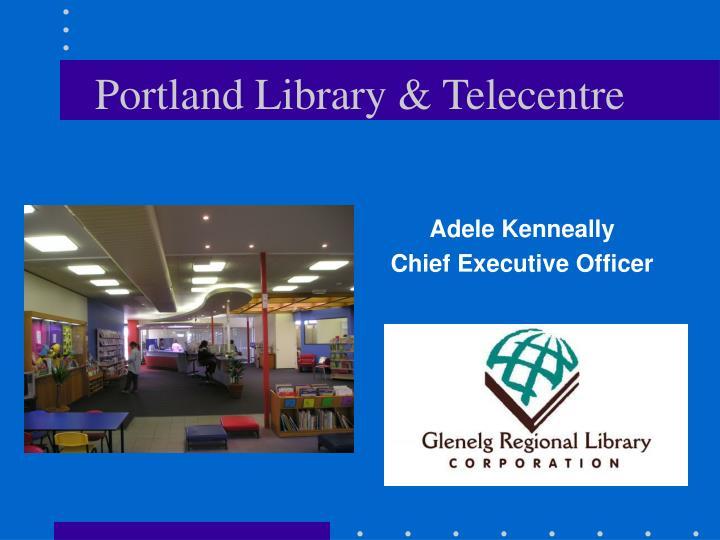 Portland Library & Telecentre