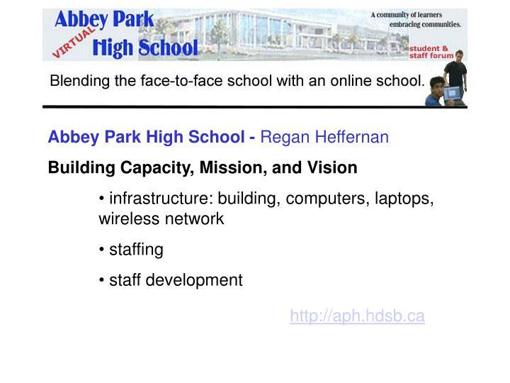 Abbey Park High School -