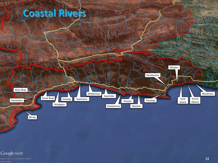 Coastal Rivers