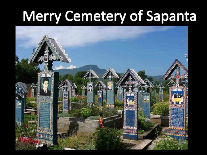 Merry Cemetery of