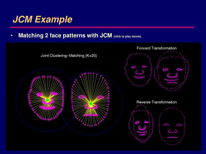 JCM Example