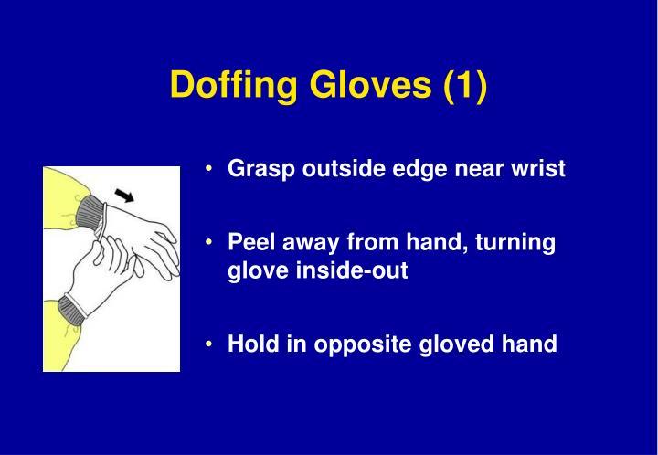 Doffing Gloves (1)