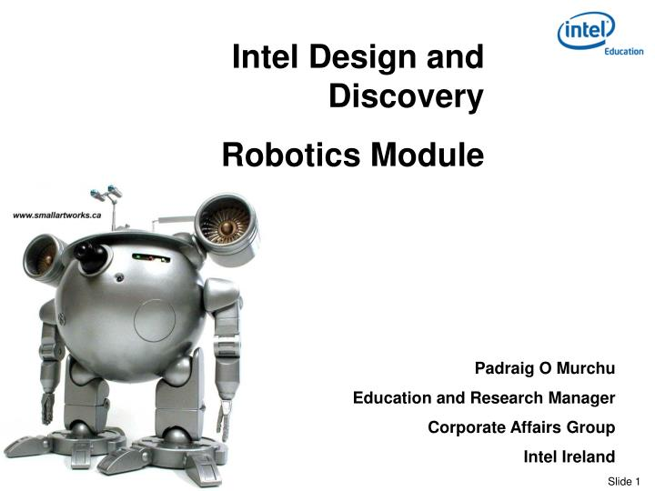Intel Design and Discovery