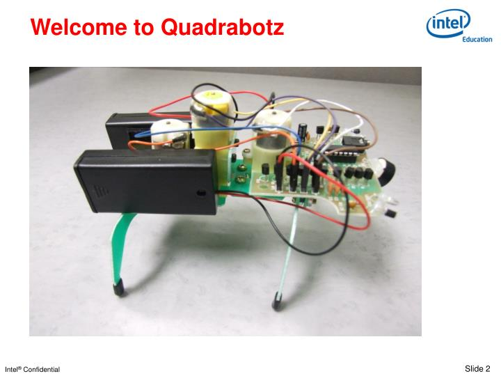 Welcome to Quadrabotz