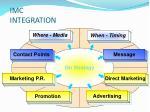 imc integration