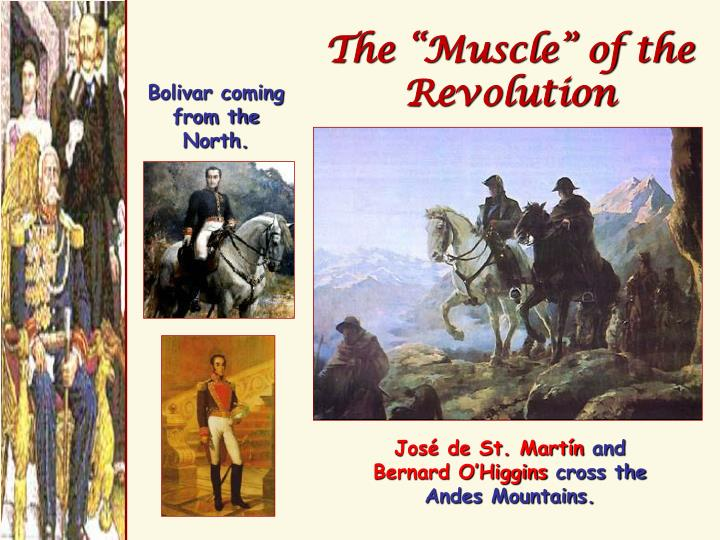 "The ""Muscle"" of the Revolution"